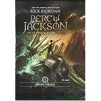 Percy Jackson ve Olimposlular 1 (Ciltli): Şimşek Hırsızı