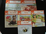 """Six The Story Box """"E"""" Paperbacks by Joy Cowley (Stop; Flying; Who Lives Here; The Bee; My Home; Plop)"""