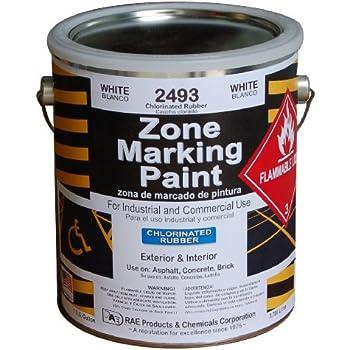 Amazon Com Valspar 24 136g Yellow Latex Zone Marking