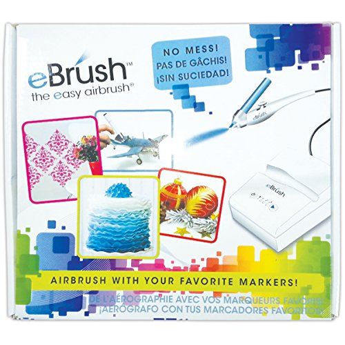 Craftwell USA BR-KIT-US1 eBrush Airbrush System