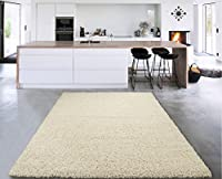 Sweet Home Stores Cozy Shag Collection Solid Shag Rug (5'0