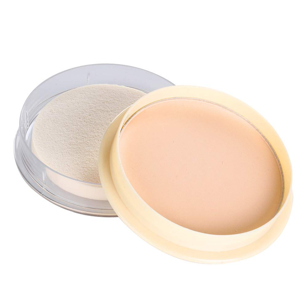 Oil Control Smooth Face Powder Makeup Dry Pressed Powder Cosmetic