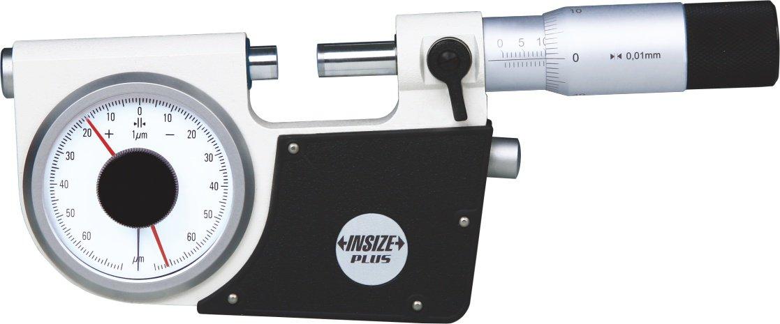 /25/mm Mitutoyo MT111/ /115/spline mic 0/