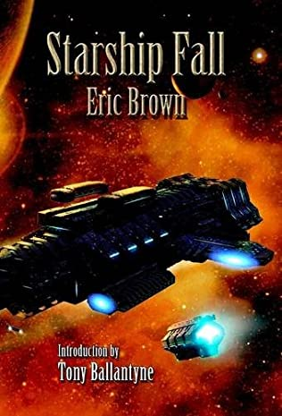 book cover of Starship Fall