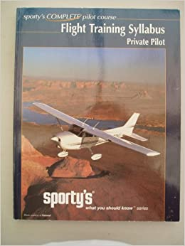 Flight Training Syllabus: Private Pilot