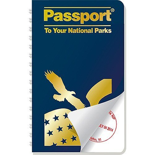 Passport To Your National Parks made our CampingForFoodies hand-selected list of 100+ Camping Stocking Stuffers For RV And Tent Campers!
