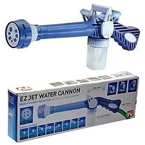 8in1Jardín de spray Pistola de lavado para limpieza, riego Césped y jardín