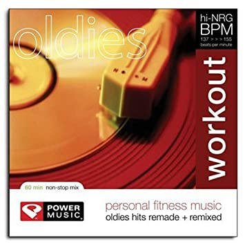 Power Music - Oldies HIts 1: Two 30 Minute hi-NRG Non-stop