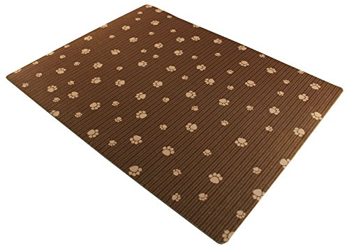 Drymate Dog Crate Mat, 23'' x 36'', Brown by Drymate