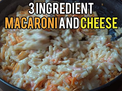 3 Ingredient Macaroni and Cheese ()