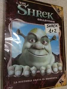 Pack Shrek + Shrek 2 [DVD]