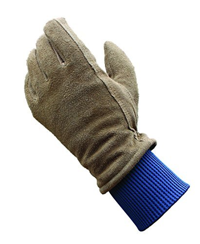 Wells Lamont HydraHyde Suede Cowhide Gloves for Men, XL