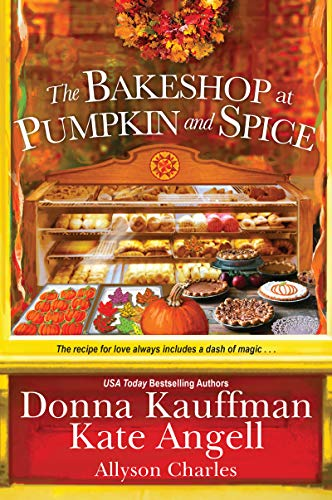 Book Cover: The Bakeshop at Pumpkin and Spice