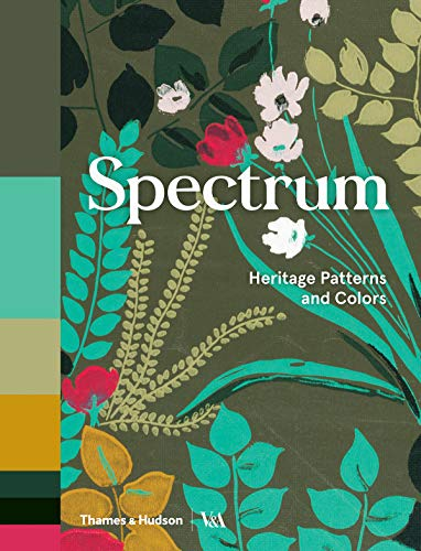 Spectrum: Heritage Patterns and Colors for $<!--$20.84-->