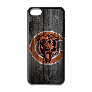 iPhone 5C Phone Case Black Chicago Bears VBN7150214