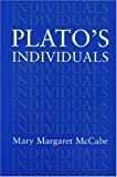 Plato's Individuals, Mary M. McCabe, 0691073511