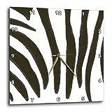 Cheap 3dRose dpp_17537_3 Zebra Print Wall Clock, 15 by 15-Inch