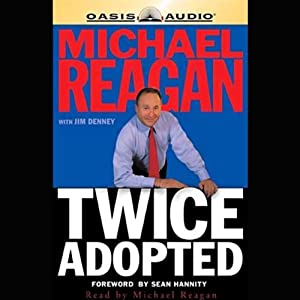 Twice Adopted Audiobook
