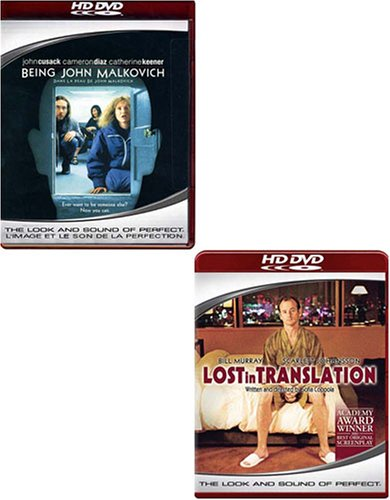Fallen in Translation (HD DVD) / Being John Malkovich (HD DVD) (2 Pack)