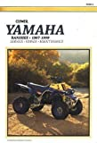 Clymer Yamaha: Yfz350 Banshee . 1987-1999