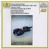 J.S. Bach: Violin Concertos BWV 1041-1043