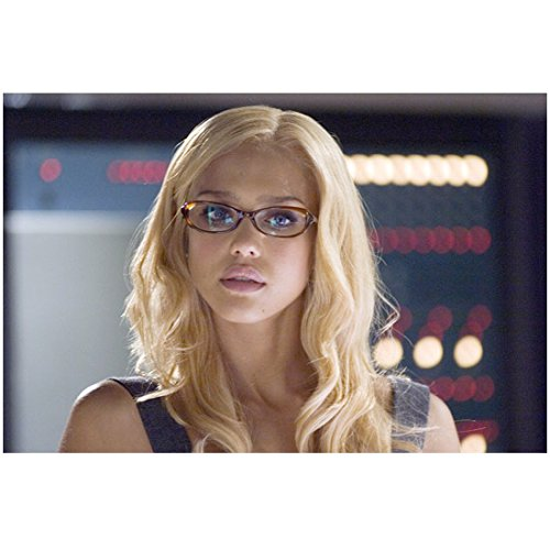 Jessica Alba as Sue Storm in The Fantastic 4 Wearing Glasses 8 x 10 - Jessica Glasses Alba