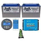 Battle Born Batteries EXPLORIST.Life Lithium Battery Bundle 200ah Without Inverter