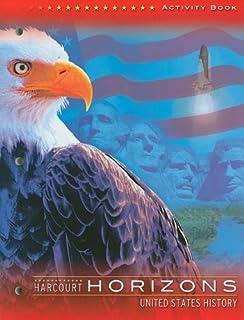 Amazon harcourt horizons united states history activity book harcourt school publishers horizons activity book us history fandeluxe Gallery
