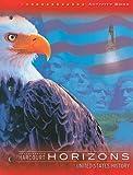 Horizons United States History, Harcourt School Publishers Staff, 0153226021