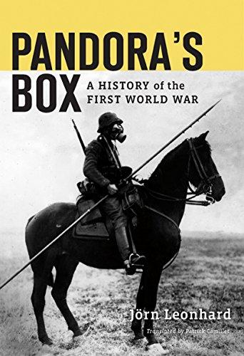 Pandora?s Box: A History of the First World War