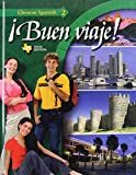 img - for Buen Viaje!, Level 2, Texas S (English and Spanish Edition) book / textbook / text book