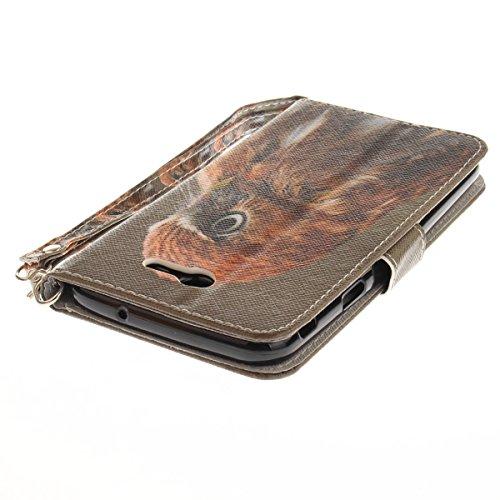 Erdong® funda Para Samsung Galaxy J7 2017, Flip Book-style Superior Patrón pintado Serie PU de la cuero de diseño, Cierre Magnético, Con la función del soporte Tapa Magnético Caso para Samsung Galaxy  TX #12
