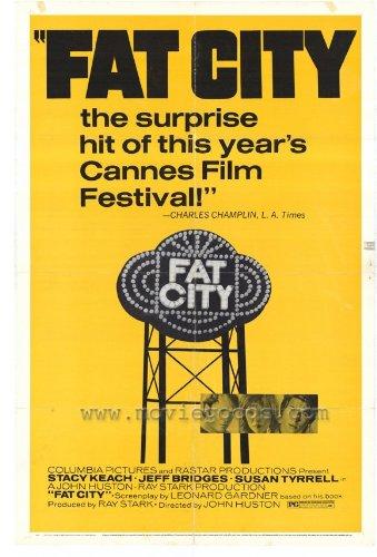 Fat City Poster Movie 27 X 40 In 69cm X 102cm Stacy Keach