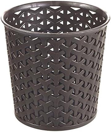 CURVER Basket My Style-Office 10,6x10,6x11,2cm in dark brown 10.6 x 10.6 x 11.2 cm
