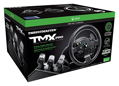 Thrustmaster TMX PRO Racing Wheel (3 Pedal Set)
