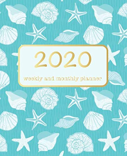 2020 Weekly and Monthly Planner: Calendar Schedule | Academic Organizer | Daily Weekly Monthly W/ To Do List | Personal…