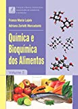 capa de Química e Bioquímica dos Alimentos - Volume 2