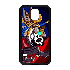Superpower Panda Hight Quality Plastic Case for Samsung Galaxy S5