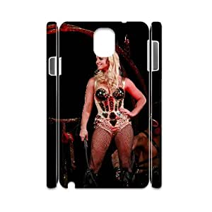 I-Cu-Le Diy case Britney Spears customized Hard Plastic case For samsung galaxy note 3 N9000
