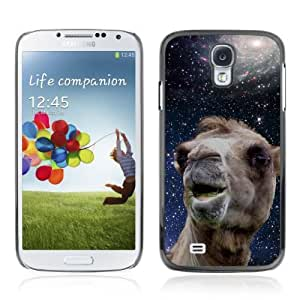 Designer Depo Hard Protection Case for Samsung Galaxy S4 / Space Camel