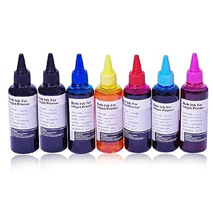 AA + tintas tinta recargable para impresoras Epson sistemas ...