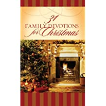 31 Family Devotions for Christmas (VALUE BOOKS)