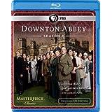 Masterpiece: Downton Abbey Season 2 (U.K. Edition) [Blu-ray]