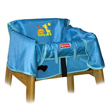 Amazon Com Fisher Price Restaurant High Chair Cover