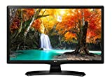 LG 24TK410V 24-Inch 720p HD Ready LED TV (2018 Model) - Black [Energy Class A]