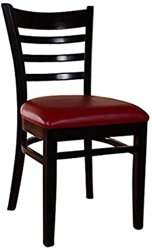 Beechwood Mountain BSD-5S-B Solid Beech Wood Side Chairs
