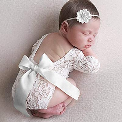 ملابس من الدانيتل لتثبيت حديثي الولادة للتصوير من فوني رومبر