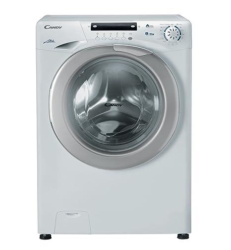 Candy EVOW4853D-80 lavadora - Lavadora-secadora (A, 10 A ...