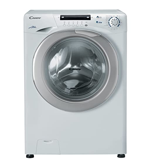 Candy EVOW4853D-80 lavadora - Lavadora-secadora (A, 10 A, 1.5 m ...