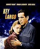 Key Largo Movie Poster (27 x 40 Inches - 69cm x 102cm) (1948) Style B -(Humphrey Bogart)(Lauren Bacall)(Claire Trevor)(Edward G. Robinson)(Lionel Barrymore)(Thomas Gomez)